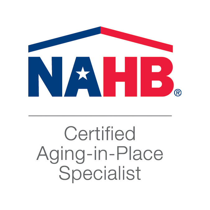 Certified Aging-In-Place logo