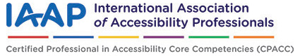 International Association of Acessibility Professionals Logo