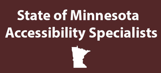 Minnesota Accessibility Specialist Info